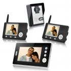 Wireless Video Door Phone - Triple Vision