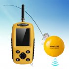 Wireless fish finder is the ultimate fishing gadget that features sonar technology and a 90 degree sensor  It will make sure you ll never end up empty handed