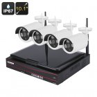 Wireless 4 Channel NVR Kit