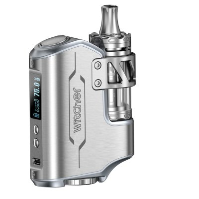 Witcher 75W Mod Vaping Kit (Silver)