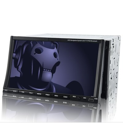 Road Cyberman Car DVD Player
