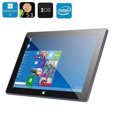 10.1 Inch Dual System Tablet PC