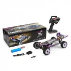Wltoys 124019  High  Speed Rc Car  1:12 55Km/h High Speed RC Car 2.4G Metal Chassis Shock Absober Electric Rc Car Toy 124019_45.6*22.7*14.1