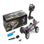 Wltoys 124019 RTR 1/12 2.4G 4WD 60km/h Metal Chassis RC Car Off-Road Climbing Truck Vehicles Models Kids Toys as shown