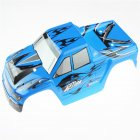 Wltoys A979 1:18 RC Car Spare Parts Car Canopy Body Case Shell Model for 1/18  A979-04 car shell blue