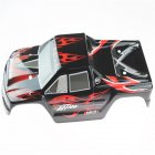 Wltoys A979 1:18 RC Car Spare Parts Car Canopy Body Case Shell Model for 1/18  A979-05 car shell black red
