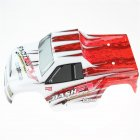 Wltoys A979 1:18 RC Car Spare Parts Car Canopy Body Case Shell Model for 1/18  A979-B-01 car shell white red