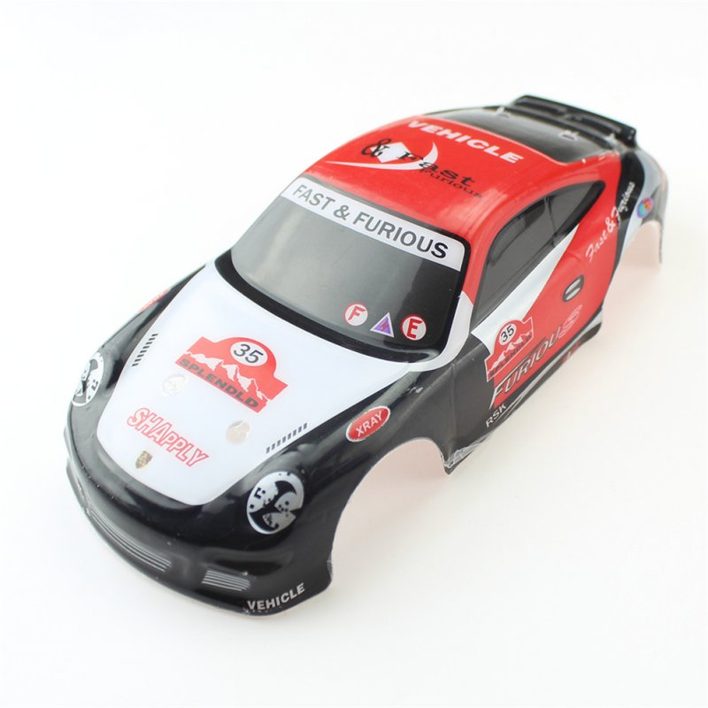 Wltoys K969 1/28 Car Remote Control Body Replacement red