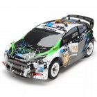 Wltoys K989 1:28 RC Car 2.4G 4WD Brushed Motor 30KM/H High Speed RTR RC Drift Car Rally Car as shown