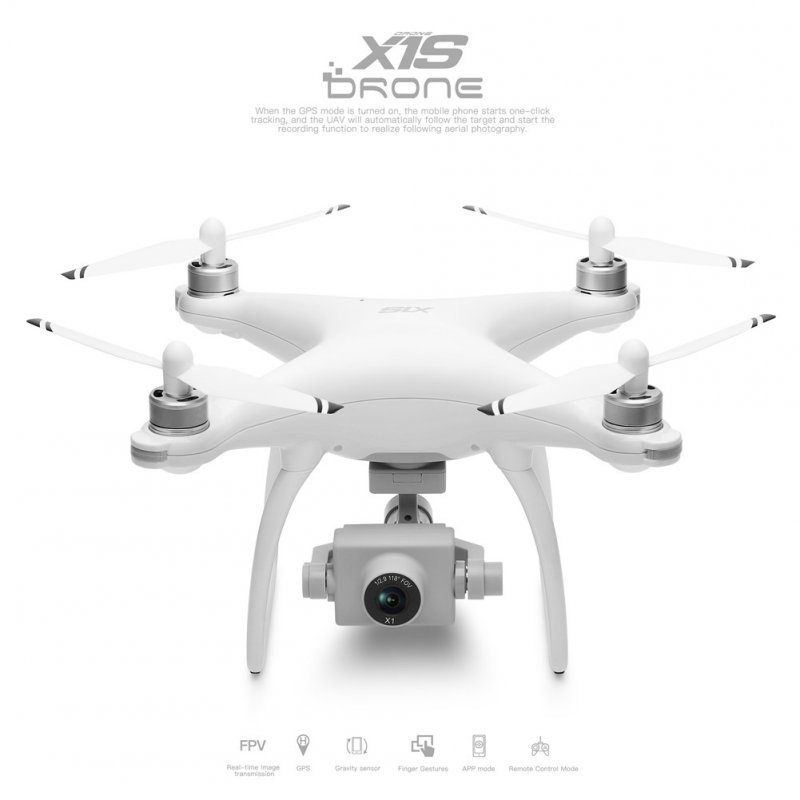 Wltoys XK X1S 5G WiFi 1080P GPS Aerial Brushless RC Drone Remote Control Airplane Children Christmas Birthday Gift X1S with 3 batteries