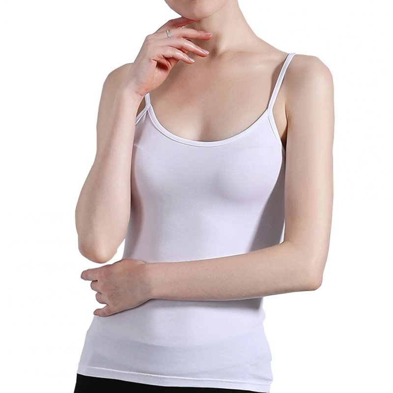 Women Breathable Slim Camisole with Dual Strap
