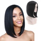 Women Fashion BOBO Hairstyle Wig for Masquerade Dress up Headdress Wear Decoration