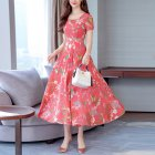 Women Fashion Sexy Bohemian Style Dress