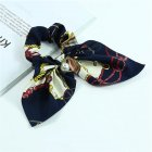 Women Hair Scrunchies Elastic Hair Bands Bowknot Ponytail Scrunchies for Hair Accessories