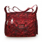 Women Portable Multifunctional Waterproof Shoulder Bag Mummy Bag