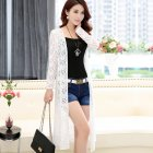 Women Simple Leisure Cardigan Sunscreen Shirt