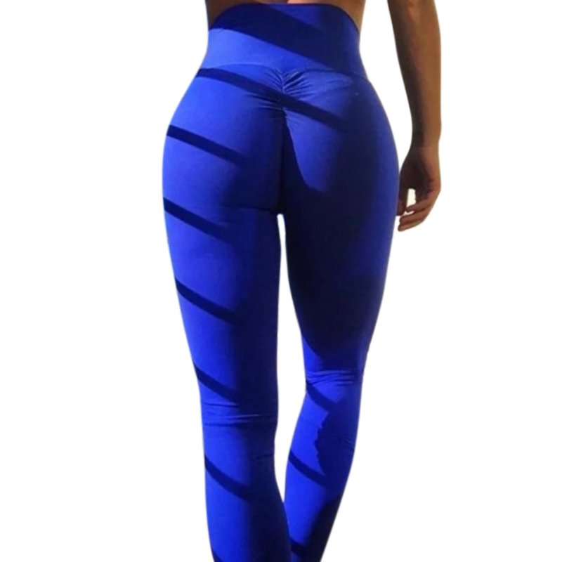 Women/'s Sports Leggings High Waist Yoga Stretch Pants Slim Gym Fitness Trousers