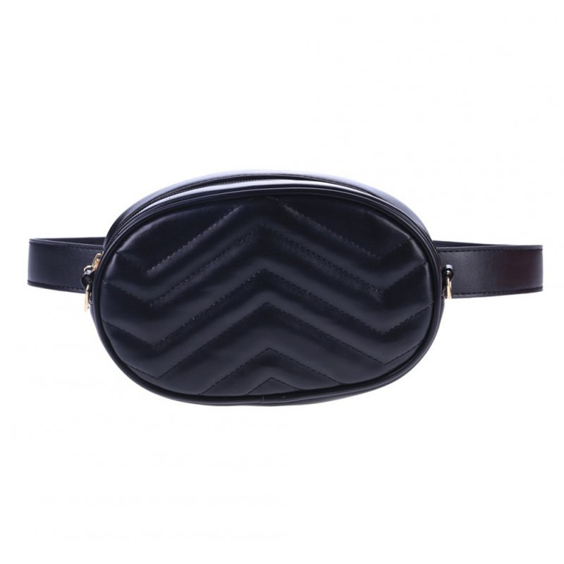 Women Classic Barrel Shaped  Waist bags