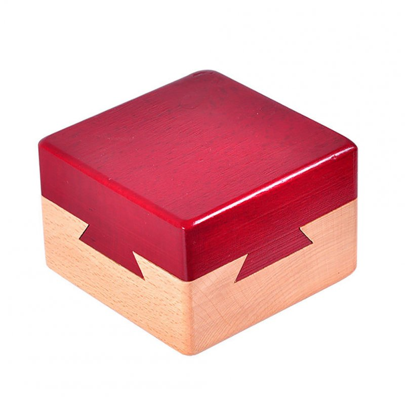 Wooden Secret Box Creative Gift Box