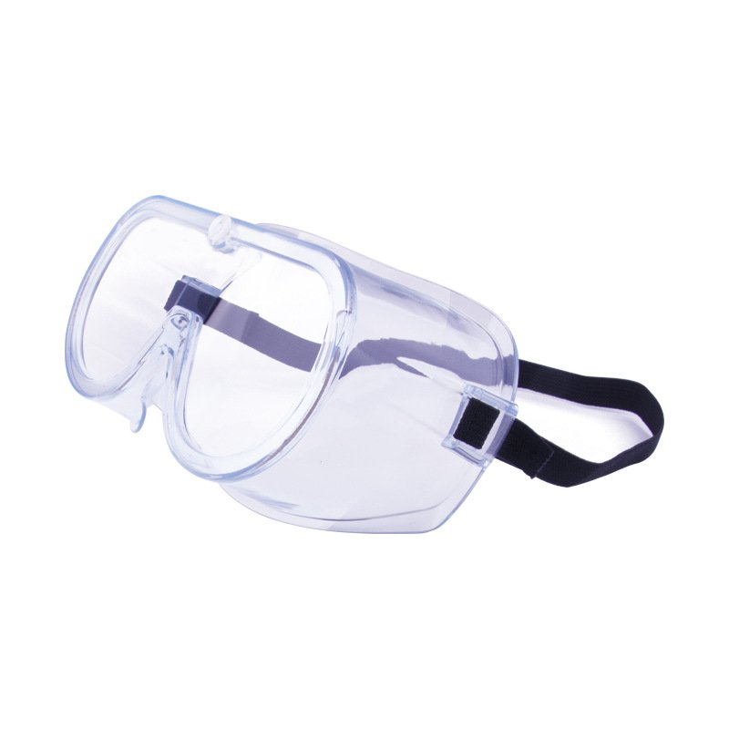 Workplace Medical Safety Goggles Clear Glasses Wind and Dust Anti-virus Anti-fog Protective Glasses