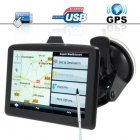 World Wide Navigation with a simple touch  This amazing GPS navigator comes with built in MP3 MP4 and FM transmitter  Enjoy endless driving with this hand held