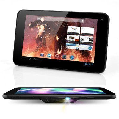 1st Android Tablet + DLP Projector - Vision