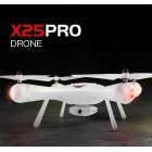X25PRO RC Quadcopter Drone 720P WIFI HD Camera GPS Real-time Remote Control Aircraft Toys Gift White