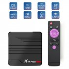 X88 PRO Mini TV Box Android 9 0 Amlogic S905X3 4K 60fps Google Player Media Player 2GB 16GB 4GB 32GB Set Top Box U S  Plug