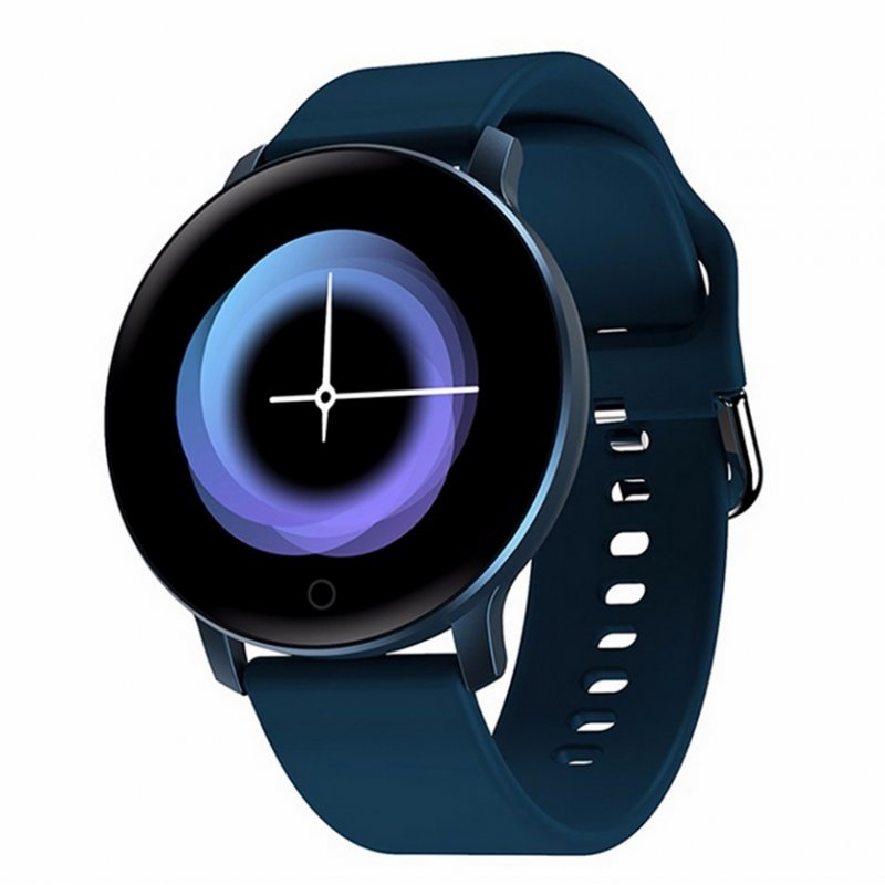 X9 Smart Bracelet IPS Color Screen Heart Rate Blood Pressure Sleep Monitoring Exercise Bracelet Fitness Tracker Smart Wrist Watch blue