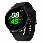 X9 Smart Bracelet IPS Color Screen Heart Rate Blood Pressure Sleep Monitoring Exercise Bracelet Fitness Tracker Smart Wrist Watch black