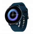 X9 Smart Bracelet IPS High Definition Heart Rate Sleeping Monitor Step Counter Wristwatch blue