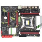 X99 Computer Motherboard DDR3 4-channel Memory LGA2011-3-pin E5 CPU Support M. 2 Luxury Large Board V3 X99