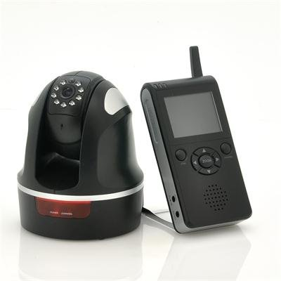 Deluxe Wireless Baby Monitor with PTZ