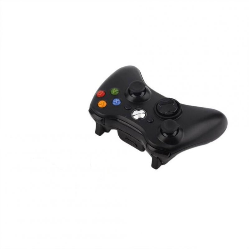 XBOX360 Wireless Bluetooth Double Vibration Game Hand Shank black
