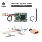 XK X450 Receiver Main Board for WLtoys XK X450 RC Airplane Aircraft Helicopter Fixed Wing 4.01.X450.0014.001
