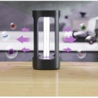 Xiaomi FIVE Smart Disinfection Lamp Germicidal Light UVC Sterilization Intelligent Induction APP Control black