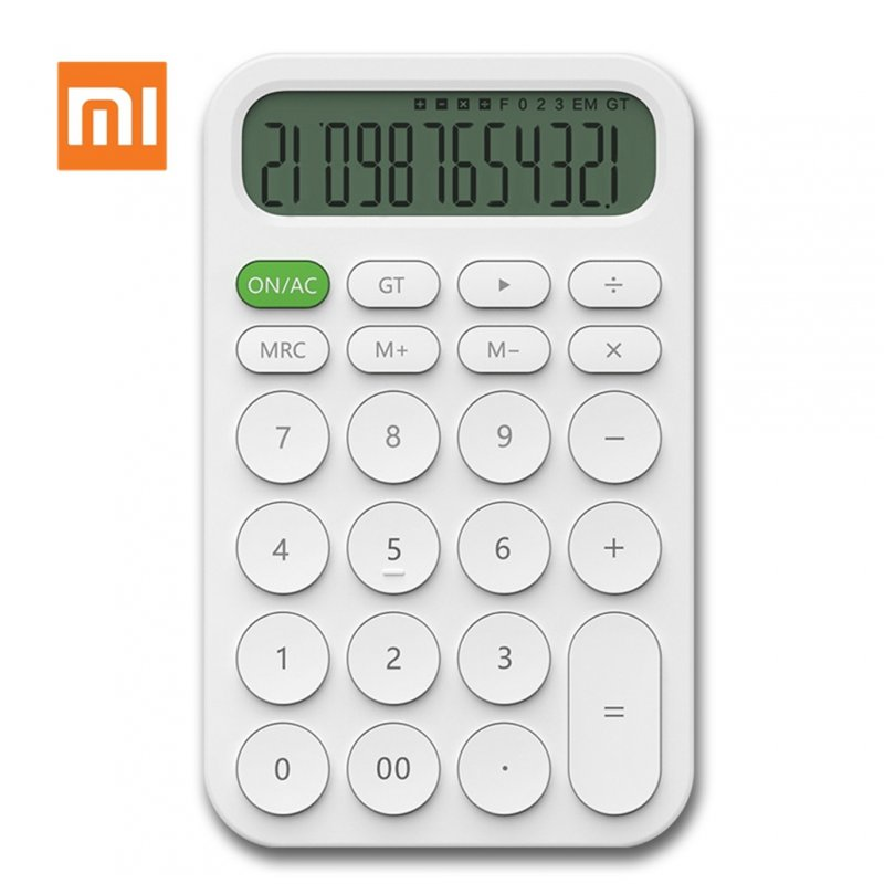 Xiaomi MIIIW 12 Digit Electronic Calculator