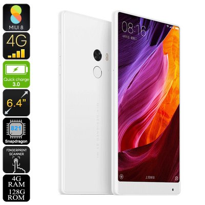 Xiaomi Mi Mix Android Phone (White)