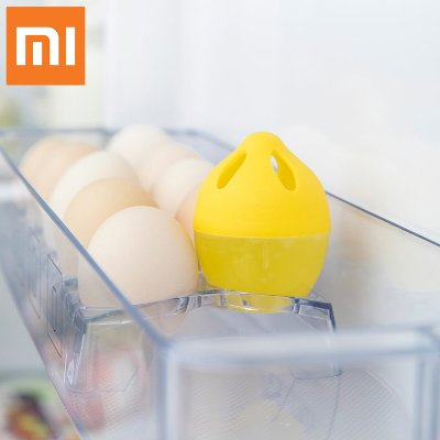 Xiaomi Mijia Refrigerator Deodorant Deorant Filter Purify Kitchen Fresh Sterilizing Deorderizer yellow