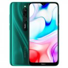 Xiaomi Redmi 8 Global ROM 2 SIM Card Fingerprint LCD Smart Phone green_3+32G