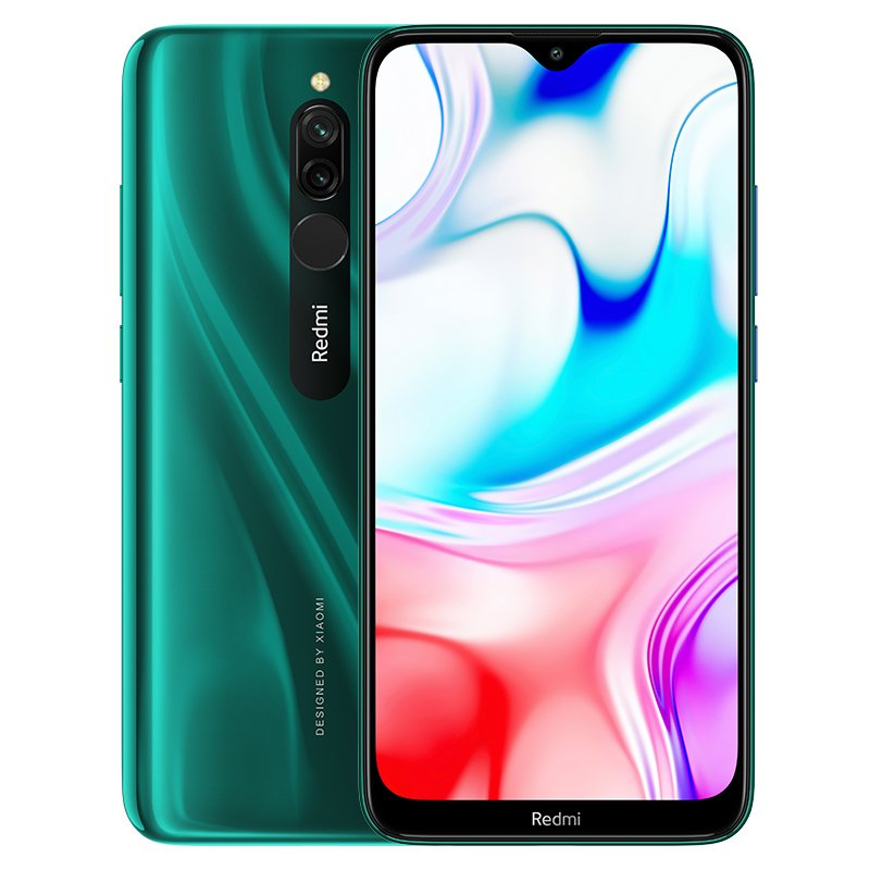 Xiaomi Redmi 8 Smart Phone green_4+64G