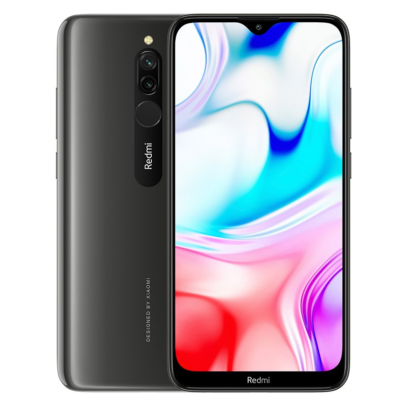 Xiaomi Redmi 8 Smart Phone gray_4+64G