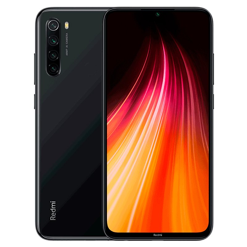 Original XIAOMI Redmi Note 8 Smartphone CN version Snapdragon 665 48MP Camera 4000mAh 6.3