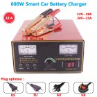 Xw 30 Accumulator Charger 12v 24v Car Truck Battery Car Universal Recharger