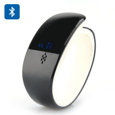 Y02 Bluetooth Smart Bracelet (Black)