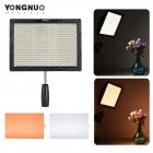 YONGNUO YN600S LED Camera Video Light Photography Lighting Video Light Adjustable Brightness Monochrome temperature 5500k