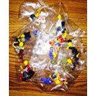 Kid Lot of 20 Minifigures Figures