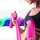 Yoga Elastic Rope Rubber Resistance Belt Environmental Fitness Stretching Band Random Color
