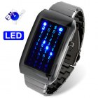 You like LED geek watches   Then visit the factory direct wholesale source for all the latest in led binary watches  and futuristic retro asian vintage flash wa
