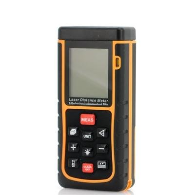 Digital Laser Measurer